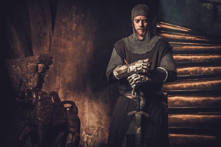 Un chevalier. Photo by Nejron @ Envato