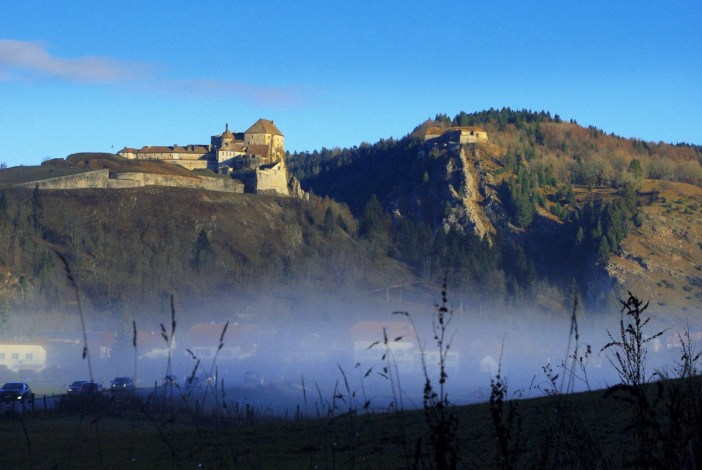 Château de Joux © French Moments