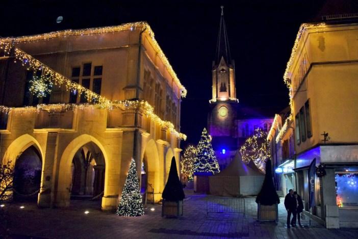 Ensisheim à Noël © French Moments