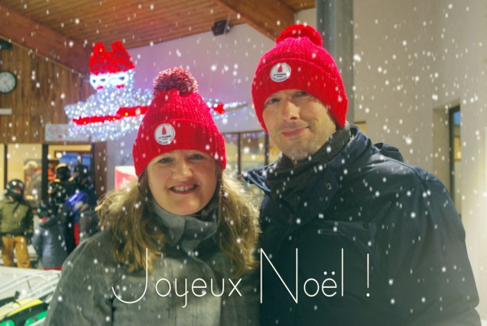 Noël à La Plagne © French Moments