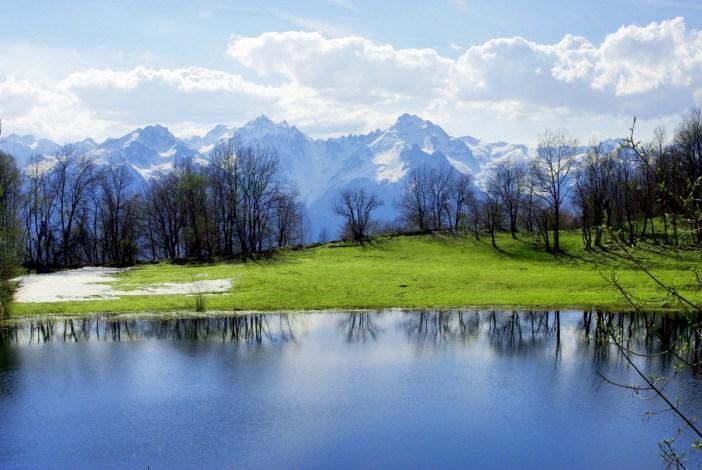Le Lac du Loup près à Montaimont en Maurienne © French Moments