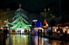 Marché de Noël sur la place de la République de Metz © French Moments