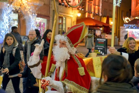 St Nicolas à Mulhouse © French Moments