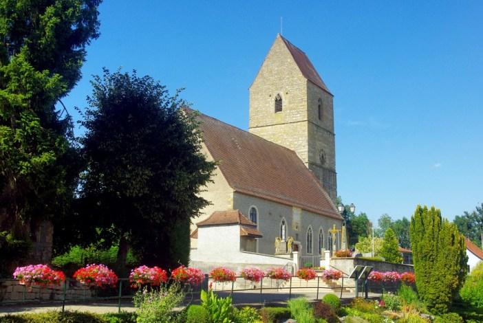 Steinbrunn-le-Haut, Sundgau © French Moments
