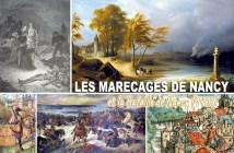 Les marécages de Nancy et la Bataille de Nancy (1477)