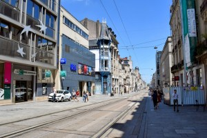 La rue Saint-Jean à Nancy © French Moments