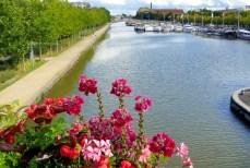 Canal de la Marne au Rhin à Nancy © French Moments