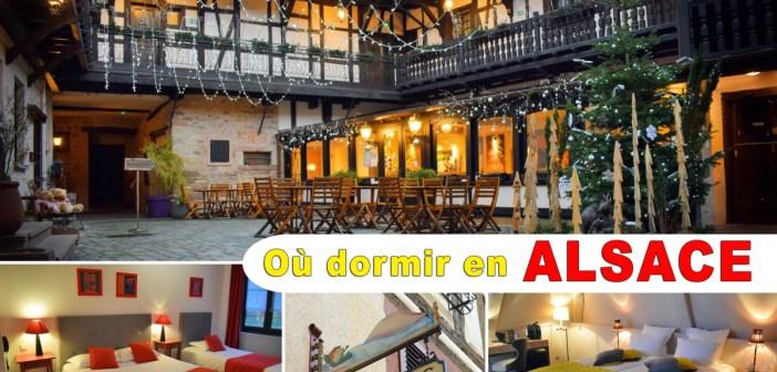 Où dormir en Alsace © French Moments