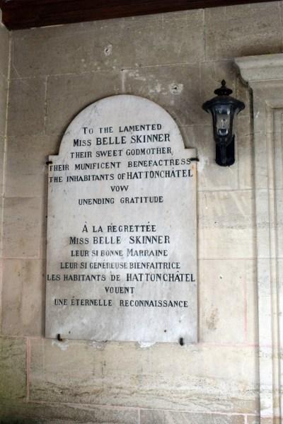 La mairie-école d'Hattonchâtel © French Moments
