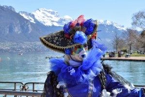 Carnaval Vénitien d'Annecy © French Moments