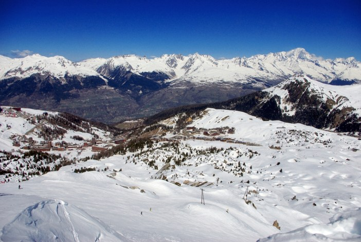 Tarentaise, Grande Rochette, La Plagne © French Moments