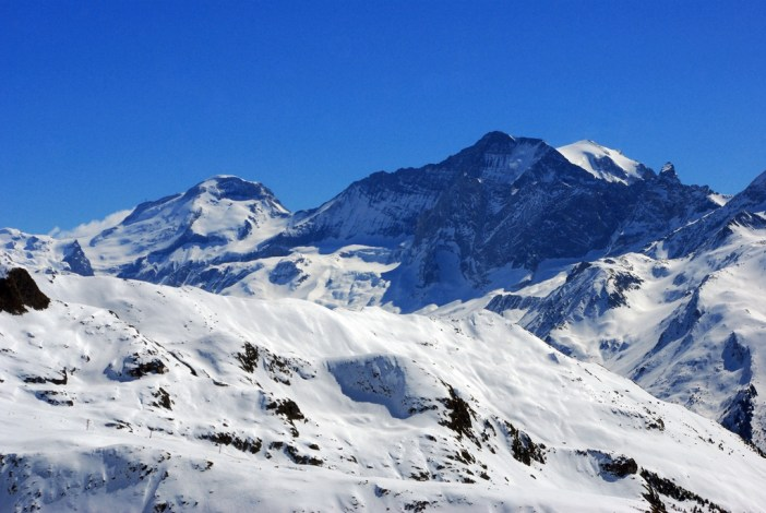 La Grande Motte et la Grande Casse vues de la Grande Rochette © French Moments