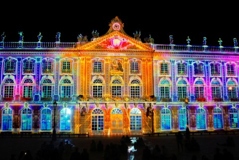 Hôtel de Ville de Nancy © French Moments
