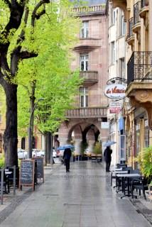 Rue Gambetta, Metz © French Moments