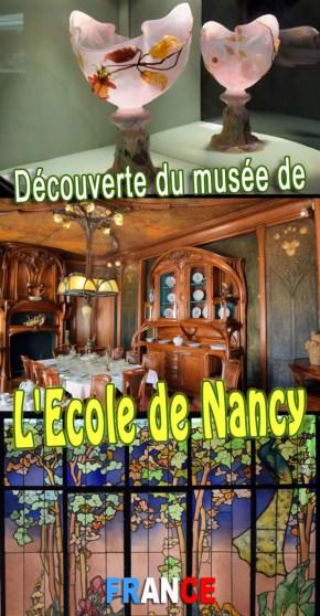 Découvrez le Musée de l'Ecole de Nancy © French Moments