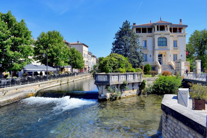 L'Isle-sur-la-Sorgue © French Moments