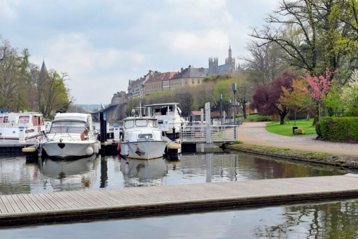 Port de Plaisance de Metz © French Moments