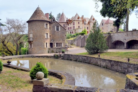 Château de Couches © French Moments