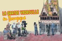 Dans les coulisses de La Grande Vadrouille en Bourgogne © French Moments