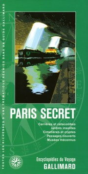 Paris Secret Gallimard