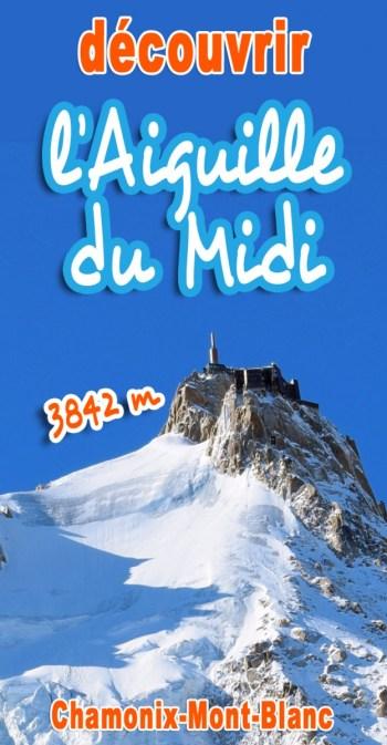 Découvrir l'Aiguille du Midi à Chamonix-Mont-Blanc © French Moments