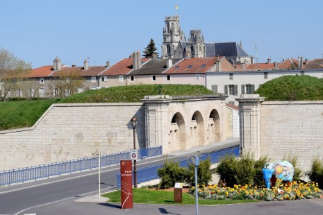 Les fortifications de Toul © French Moments