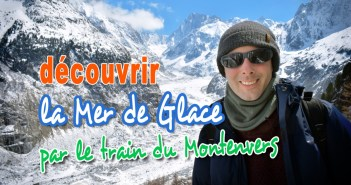 Découvrir la Mer de Glace par le Train du Montenvers © French Moments