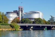La Cour européenne des droits de l'homme à Strasbourg © French Moments