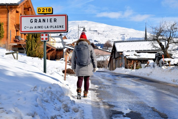Granier-sur-Aime © French Moments