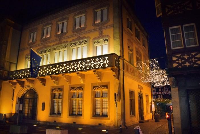 Hôtel de Ville d'Obernai © French Moments