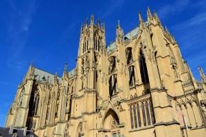 La cathédrale côté nord © French Moments