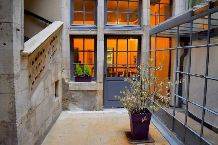 Cour Renaissance, vieille-ville de Nancy © French Moments