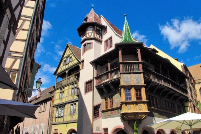 Itinéraire touristique d'Alsace - La maison Pfister à Colmar © French Moments