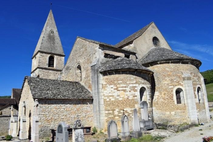 L'église Notre-Dame de la Nativité, La Rochepot © French Moments