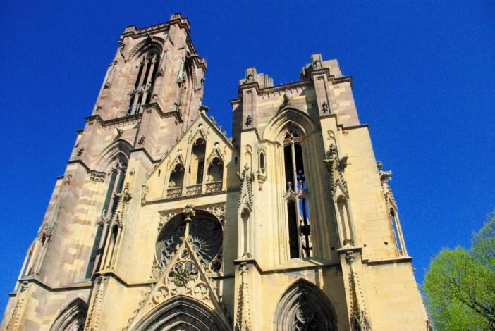 Autour de Colmar - Eglise de Rouffach © French Moments
