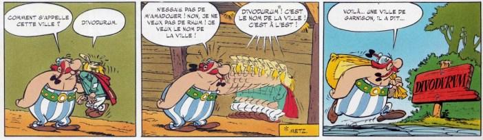 © 1965 Goscinny-Uderzo © 1999 Hachette