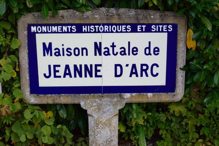 Jeanne d'Arc en Lorraine - A Domrémy © French Moments