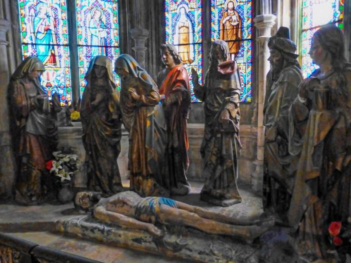 La Mise au Tombeau (Neufchâteau) © Ji-elle - licence [CC BY-SA 4.0] from Wikimedia Commons