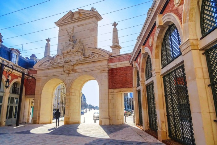 Portes de Nancy : Porte Saint-Nicolas © French Moments