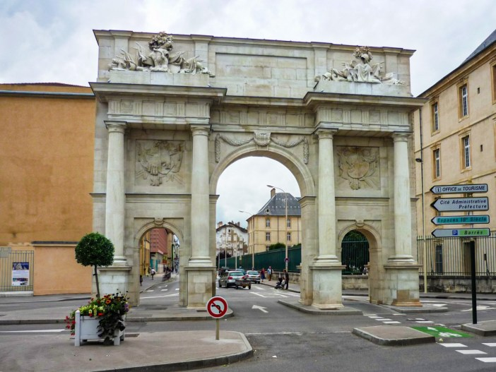 La Porte Sainte-Catherine Côté Campagne © French Moments