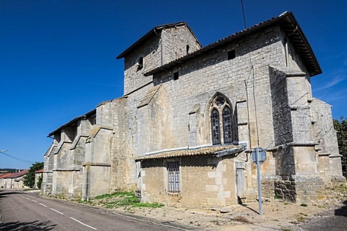 L'église fortifiée de Sepvigny © Cedric Amey - licence [CC BY-SA 3.0] from Wikimedia Commons