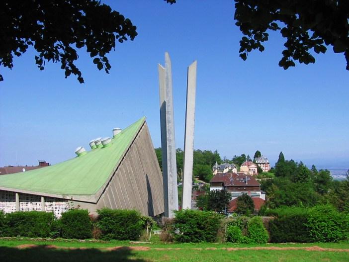 églises d'Alsace - Notre-Dame de l'Annonciation des Trois-Epis © I, Cham - licence [CC BY 2.5] from Wikimedia Commons