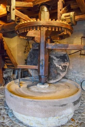 Le vieux pressoir à huile de Mittelbergheim © French Moments