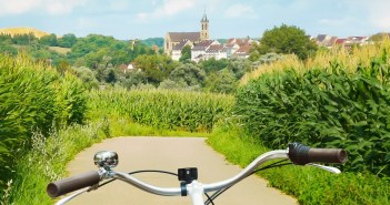 Les plus belles pistes cyclables d'Alsace ! © French Moments