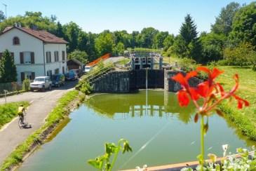 Les plus belles pistes cyclables d'Alsace : le long du Canal du Rhône au Rhin © French Moments
