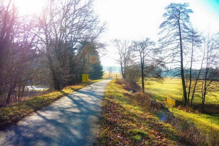Les plus belles pistes cyclables d'Alsace - Vallée de la Largue © French Moments