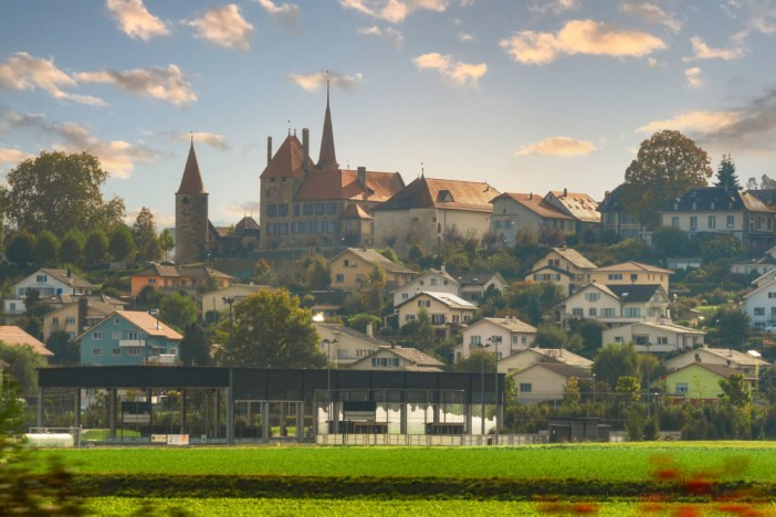 Avenches en Suisse © French Moments