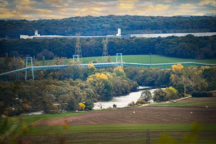 La Moselle industrielle entre Nancy et Metz © French Moments