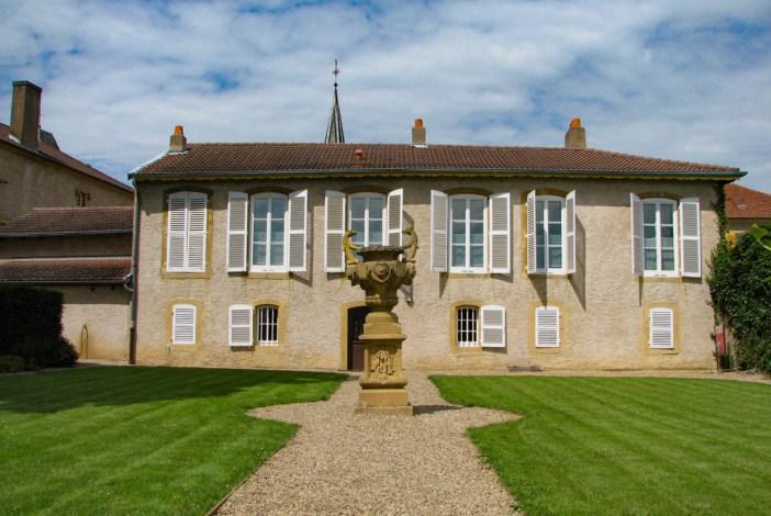 Maison de Robert Schuman à Scy-Chazelles © TCY - licence [CC BY-SA 3.0] from Wikimedia Commons