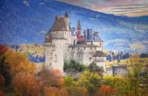 Année 2020 - Châteaux de Savoie : Menthon © French Moments